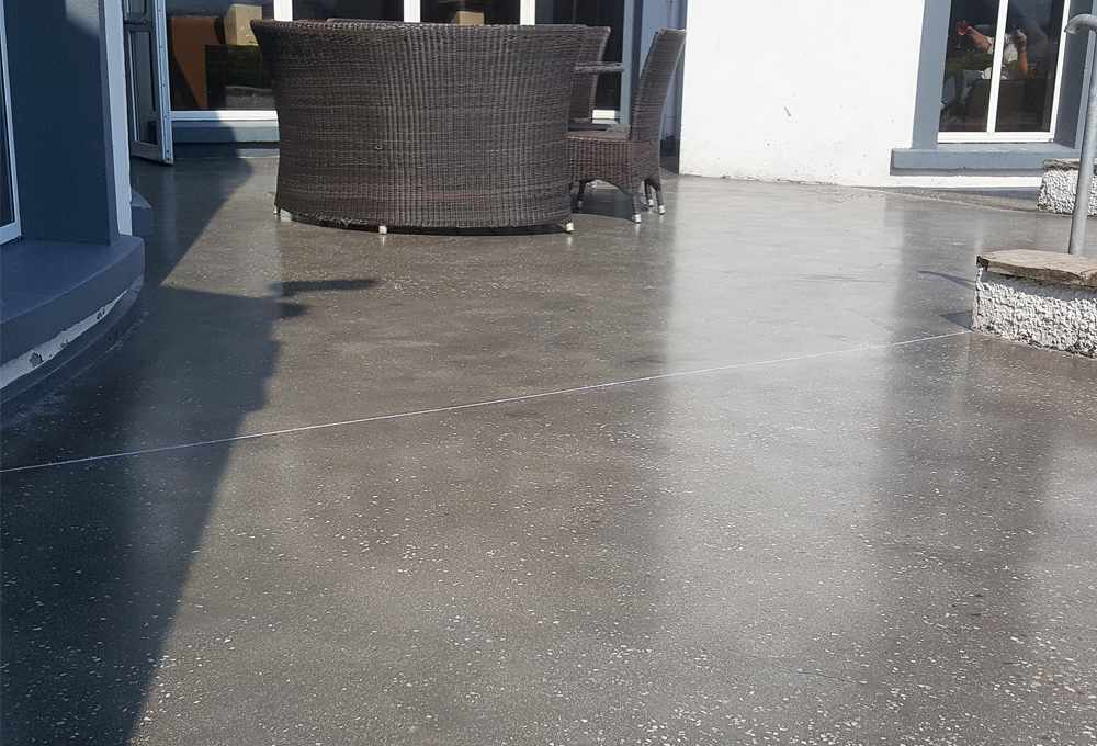 Polished Concrete Floors Northern Ireland